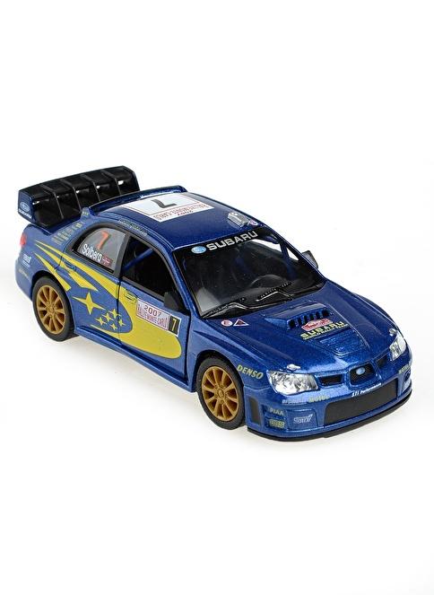 Kinsmart Subaru Impreza WRC 2007  1/36  Renkli